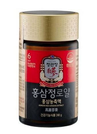 cao hồng sâm cheong kwan jang hàn quốc korean red ginseng extract plus 240g