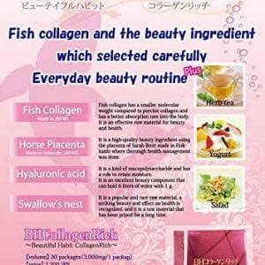 BH beautiful habit collagen rich
