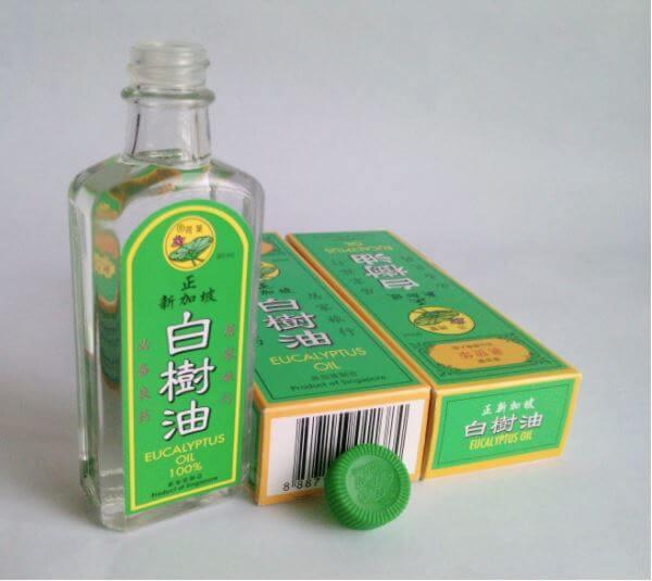 Lotus Leaf Brand Eucalyptus Oil – Dầu Khuynh Diệp Hiệu Lá Sen Singapore