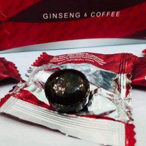 Hamer Ginseng & Coffee - Kẹo Sâm Hamer