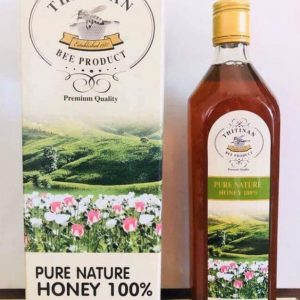 mật ong hoa anh túc thái lan thitinan pure natural honey 100%