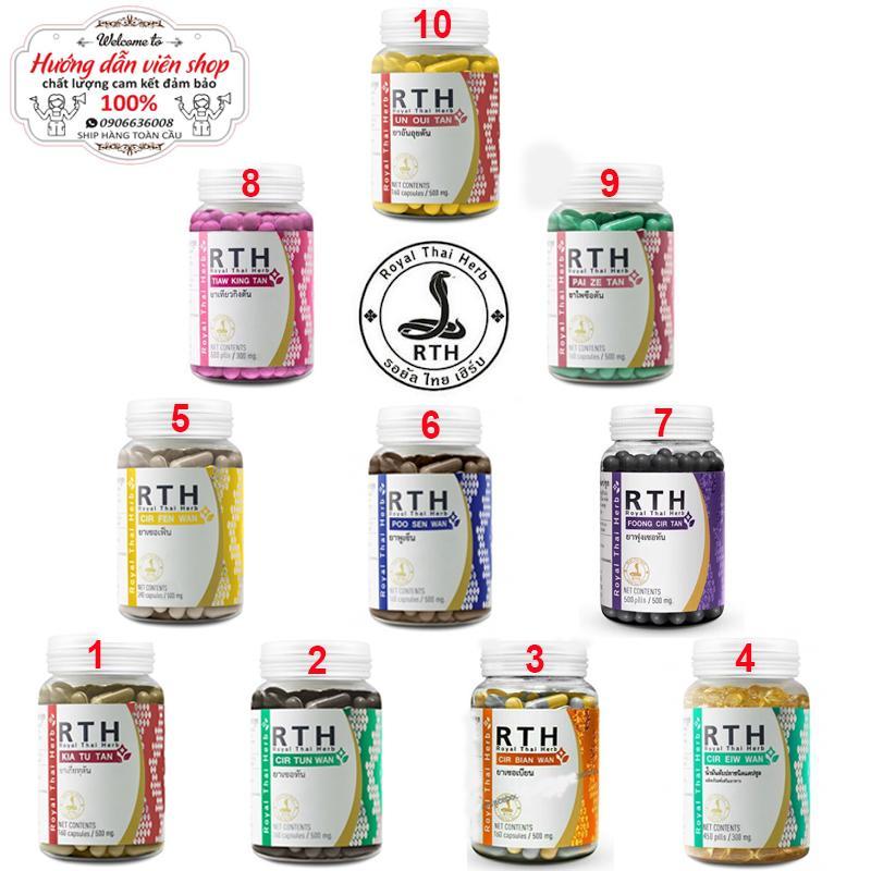 thuốc rắn royal thai herb