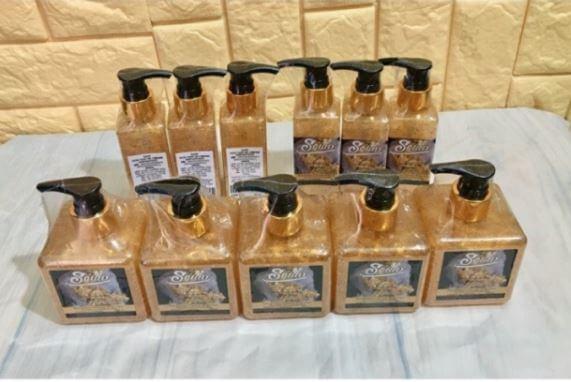 Sữa Rửa Mặt Saitip Bụi Vàng Facial Wash Gel
