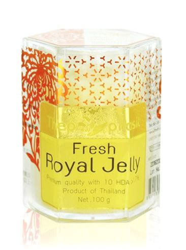Sữa Ong Chúa Fresh Royal Jelly 100g Thailand