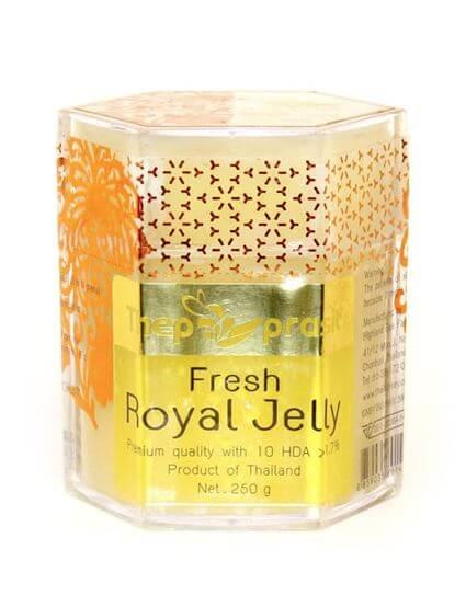 sữa ong chúa tươi thái lan fresh royal jelly 250g