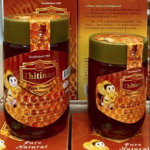 mật ong hoa anh túc thitinan thái lan