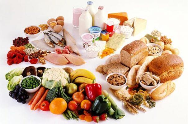 thực phẩm tốt cho người bệnh xương khớp