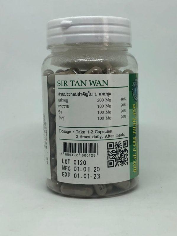 Thuốc rắn sir tan wan