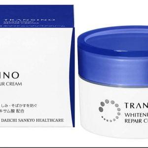 kem dưỡng da ban đêm transino whitening repair cream