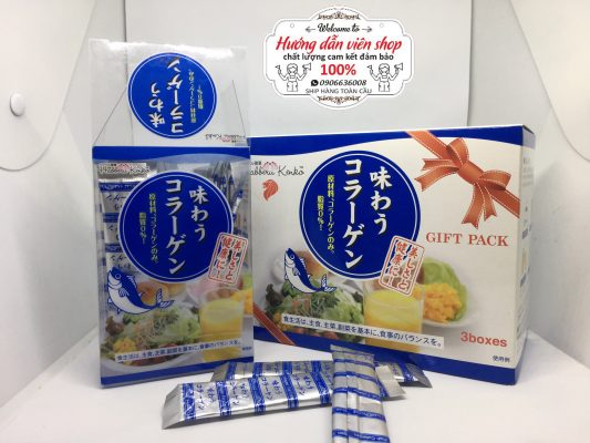 Collagen 100% Fish Habberu Kenko Singapore