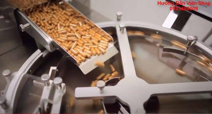 công nghệ sản xuất thuốc rắn thái lan