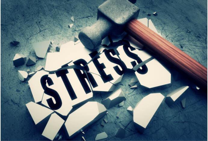 giảm stress cân bằng nội