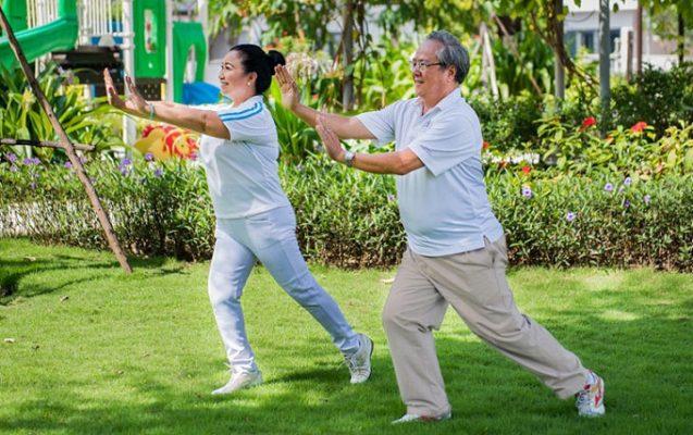 rèn luyện thể dục cho người viêm xoang