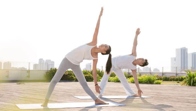 tập thể dục lợi ích cho sức khỏe