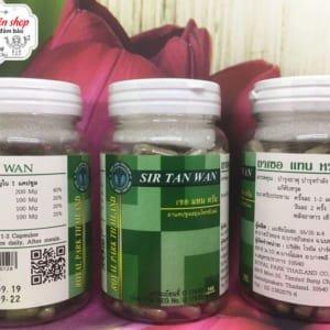 sir tan wan thuốc rắn số 2